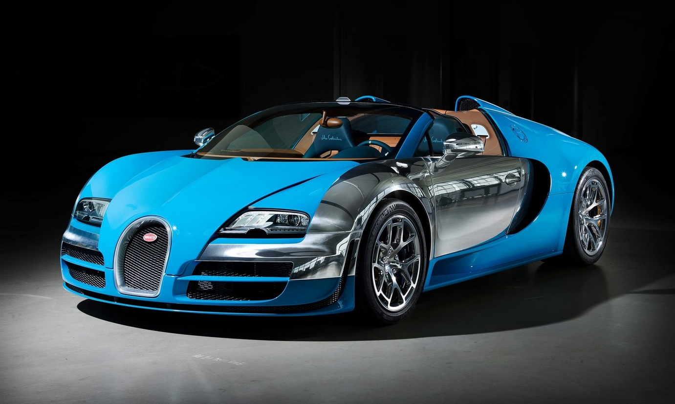 Over 2mill For This Bugatti