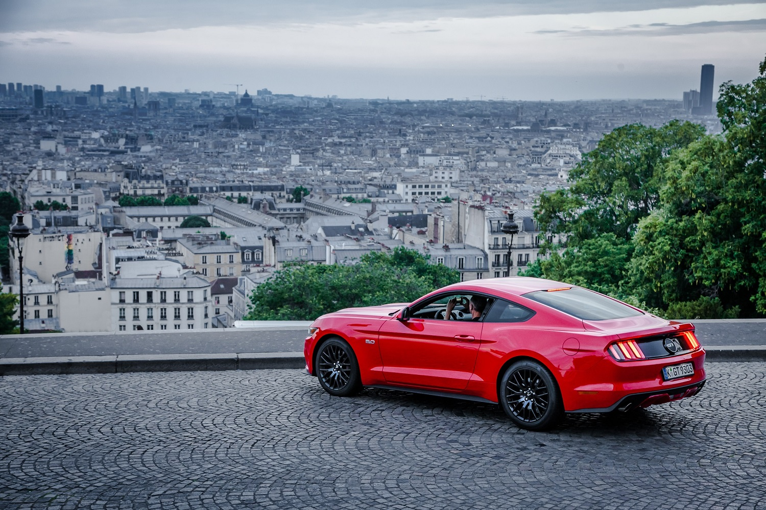 The Best-Selling Sports Coupe in 2015 Was the Ford Mustang ...