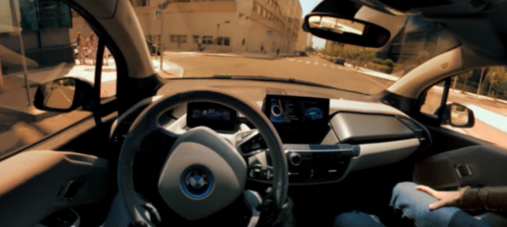 The BMW i3 Allows You to Star in Your Own Movie [Video]