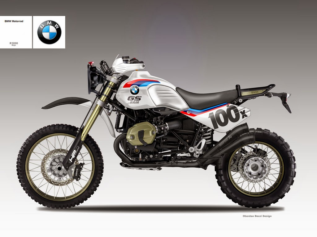 The Bmw R Ninet Scrambler Rumored To Be Restyled To Chew Into