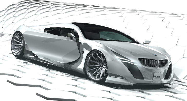 The BMW-Toyota Sports Car Is Now Rumored to Be Called Z5