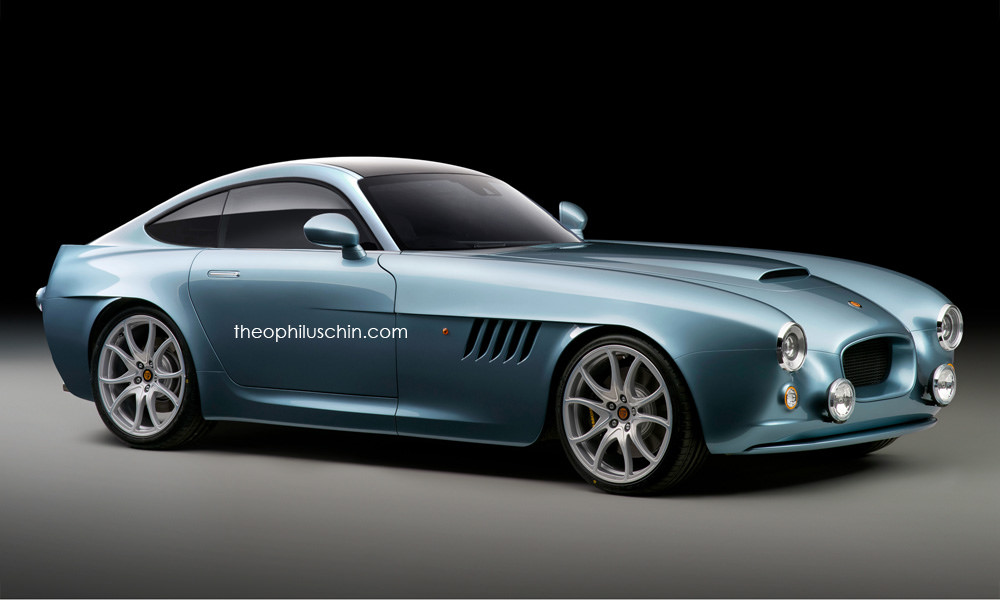 The Bristol Bullet Would Look Even Better As A Coupe Autoevolution - Cool cars bristol
