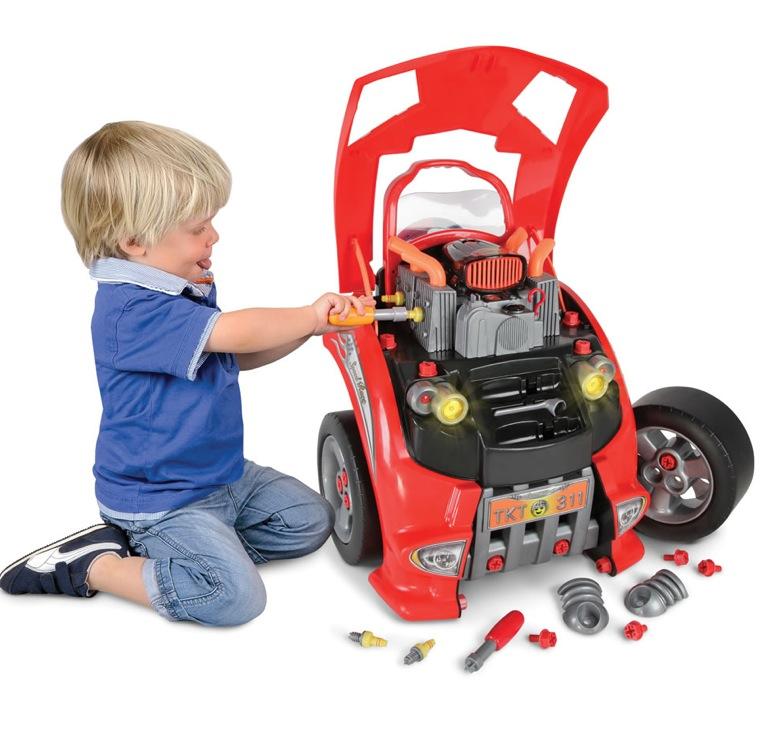 Car Lover S Engine Repair Toy