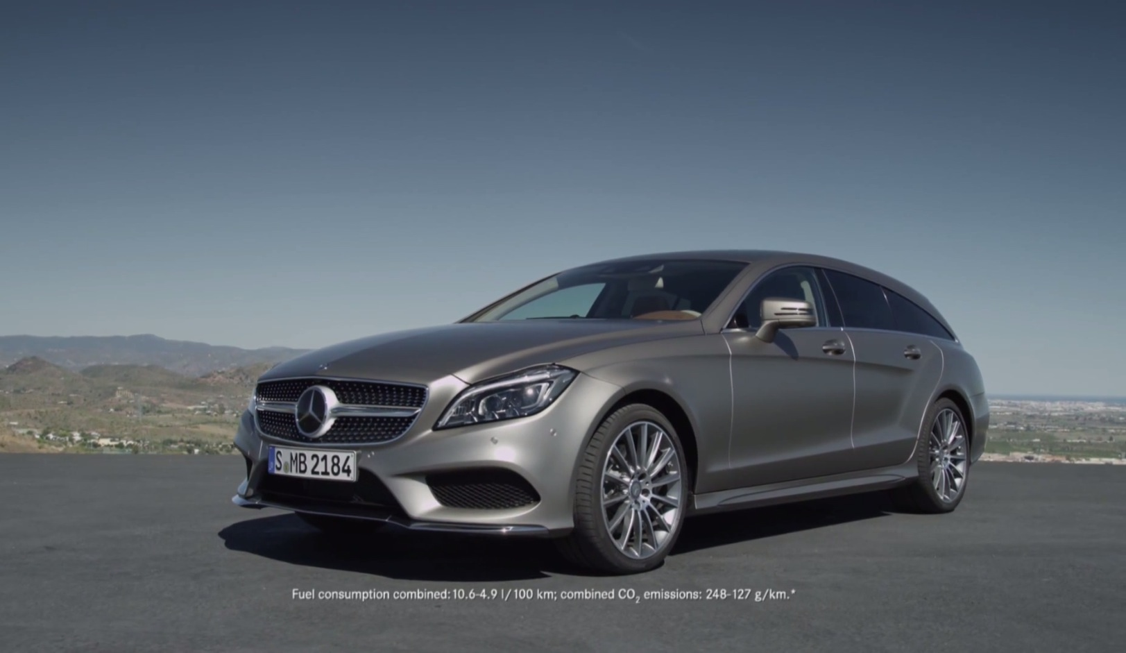 the cls shooting brake facelift will not reach us shores autoevolution. Black Bedroom Furniture Sets. Home Design Ideas