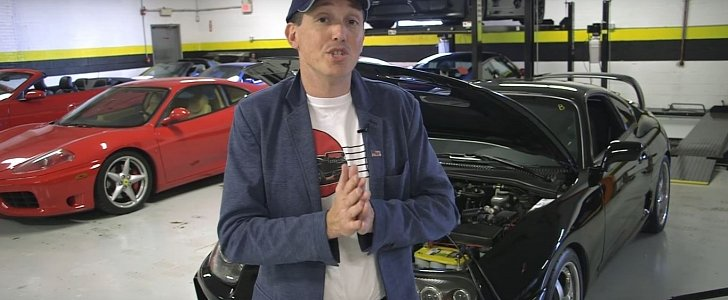Rob Ferretti Shares 1998 Toyota Supra Build Costs He Paid