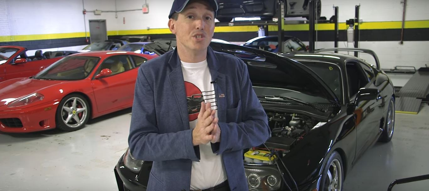 Rob Ferretti Shares 1998 Toyota Supra Build Costs, He Paid