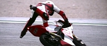 The Fastest 2012 MotoGP Bikes in Slow Motion [Video]