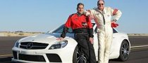 The Fastest Blind Man on Earth: 200+ MPH