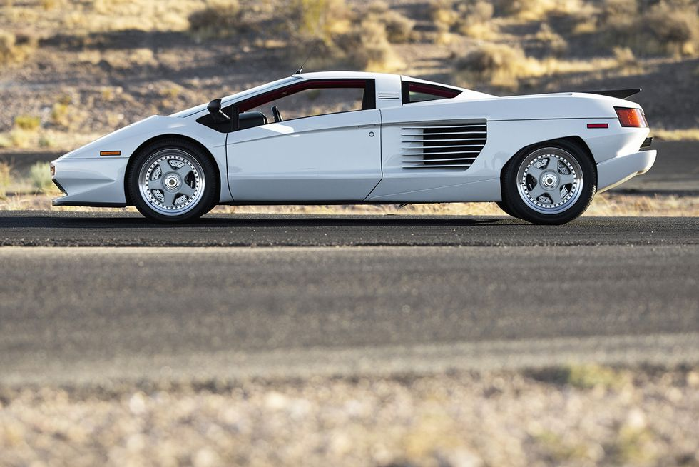 The First Ever Cizeta-Moroder V16T Is One Italian Supercar You Can't Have - autoevolution