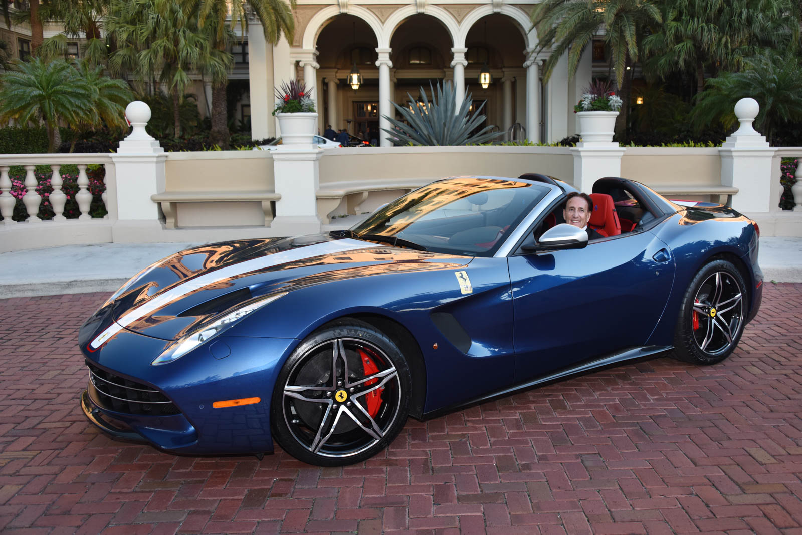 First Ferrari F60 America Is Delivered To Its Owner