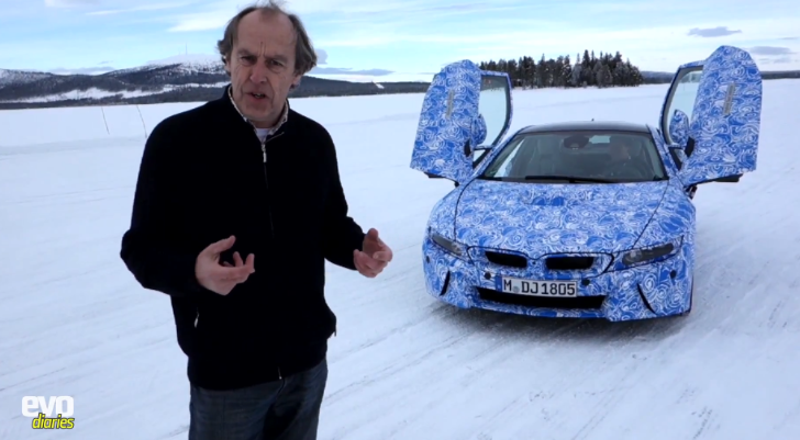 The First Video Taken Inside a Front Wheel Drive BMW [Video]