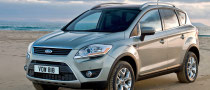 The Ford Kuga Gets More Economy and Power