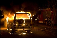 "Torching cars on New Year's Eve is a common ""tradition"" in France"