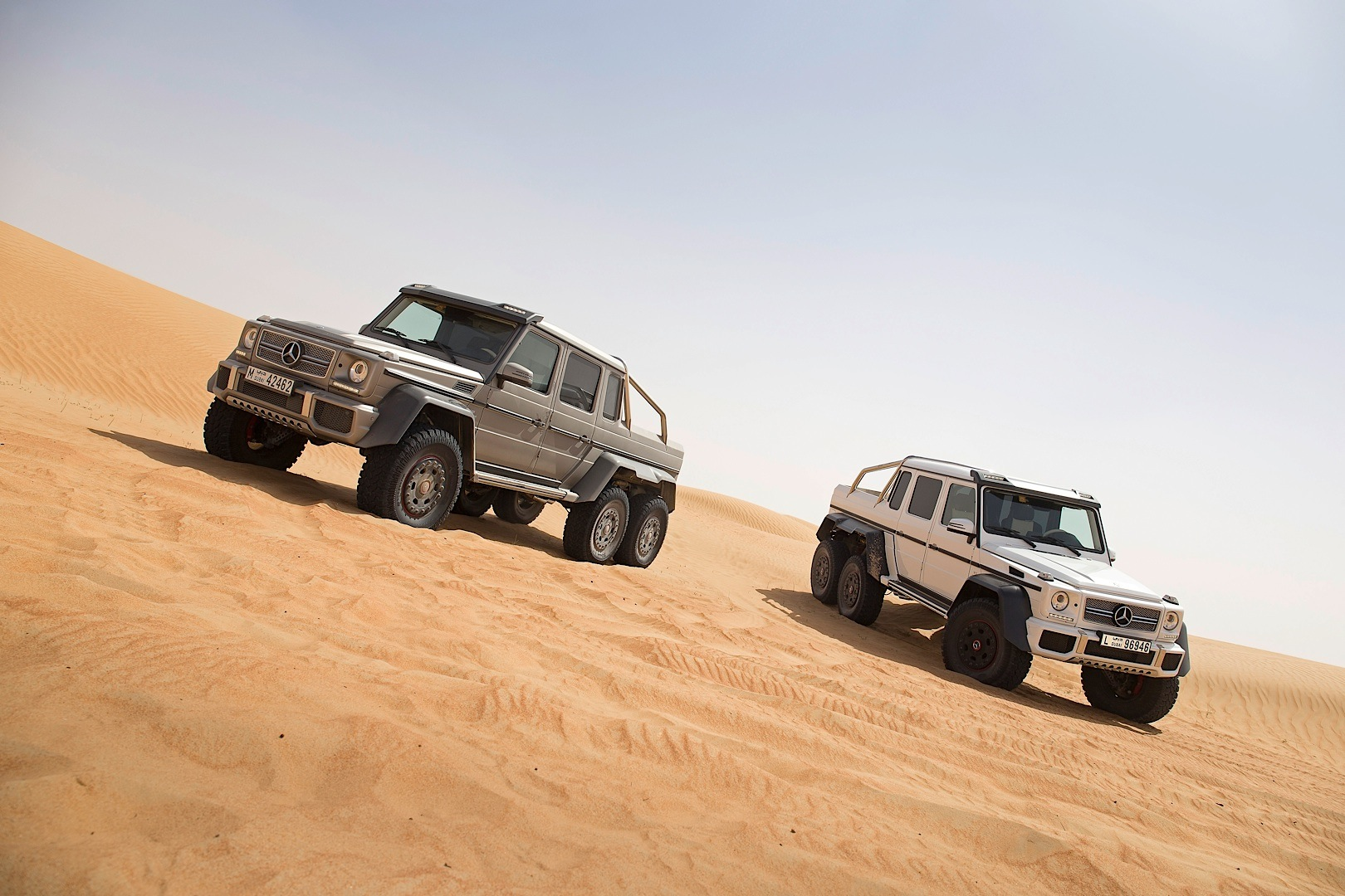 the g 63 amg 6x6 behemoth gets official pricing autoevolution. Black Bedroom Furniture Sets. Home Design Ideas