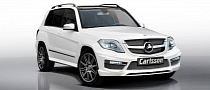 The GLK Gets Carlsson-ized After Essen Motor Show 2013 [Photo Gallery]