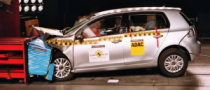 The Golf VI gets Five EuroNCAP Stars Before the EuroNCAP Testing