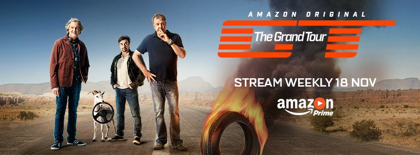 the grand tour trailer proves that there s life after top gear autoevolution. Black Bedroom Furniture Sets. Home Design Ideas