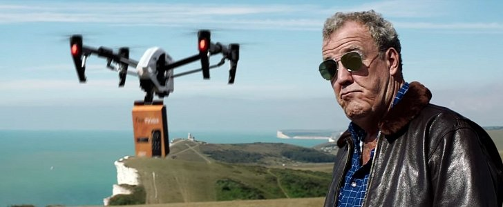 the grand tour will have the most expensive opening scene