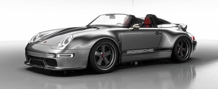 The Gunther Werks Porsche 993 Speedster Remastered Is Restomod Perfection