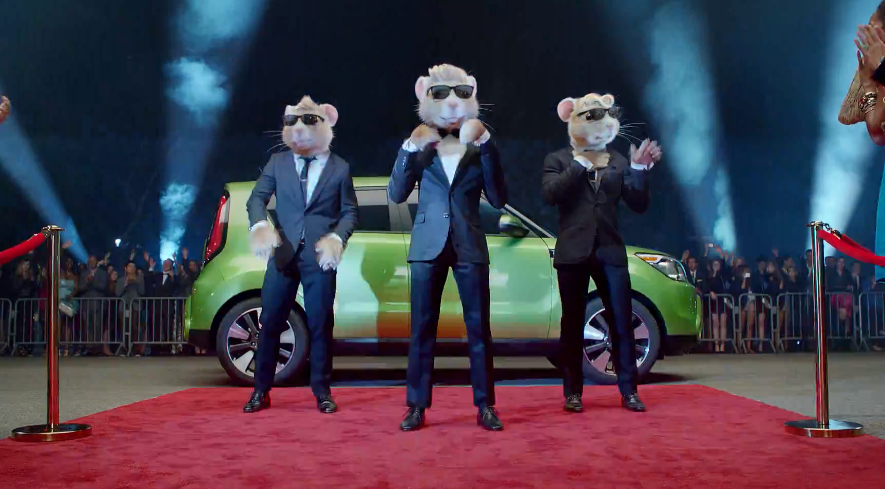 The Hamsters Are Back to Bring Swag to the 2014 Kia Soul ...