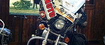 The Harley Which Crossed Eurasia Now Rests in Sturgis Hall of Fame
