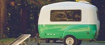 The HC1 Camper Trailer Let's You Play Real Life Legos With the Interior