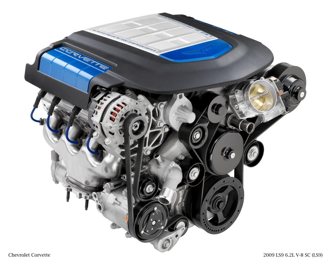 The Heart of a Corvette ZR1 for Sale! - autoevolution