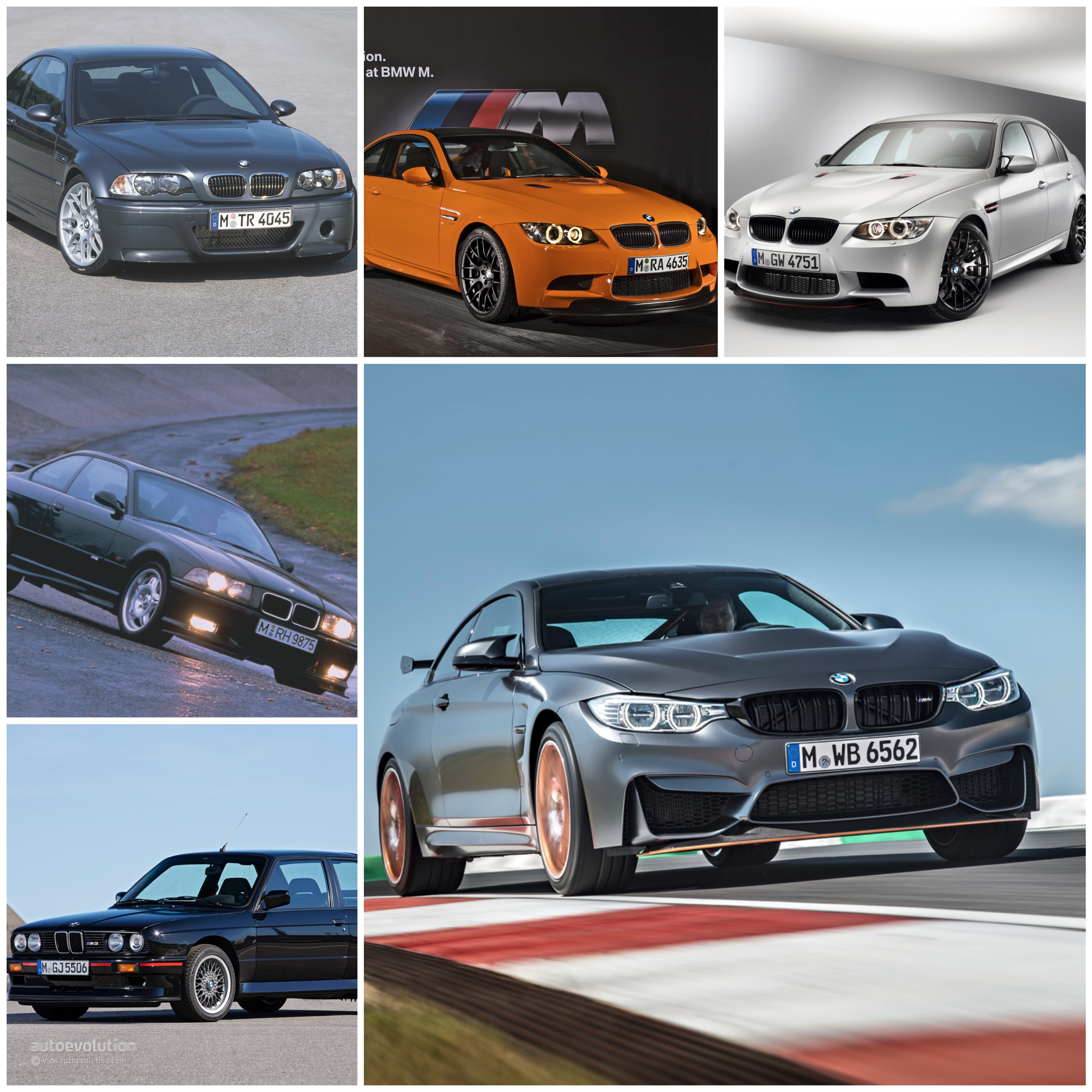 Bmw M3 Gts: The History Of BMW M3 Special Editions Or The Long Road To