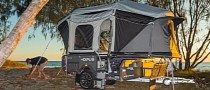 The Indestructible and Inflatable OP Lite Camper Is Ready to Rock Your New Year