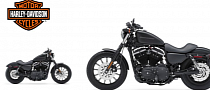 Indian Harley-Davidson Chopper to Be a 500cc Sportster?