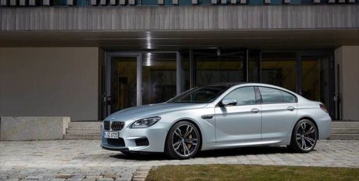 The Jeremy Clarkson Review of the BMW M6 Gran Coupe