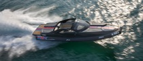 The Lancia Powerboat Launched in Venice