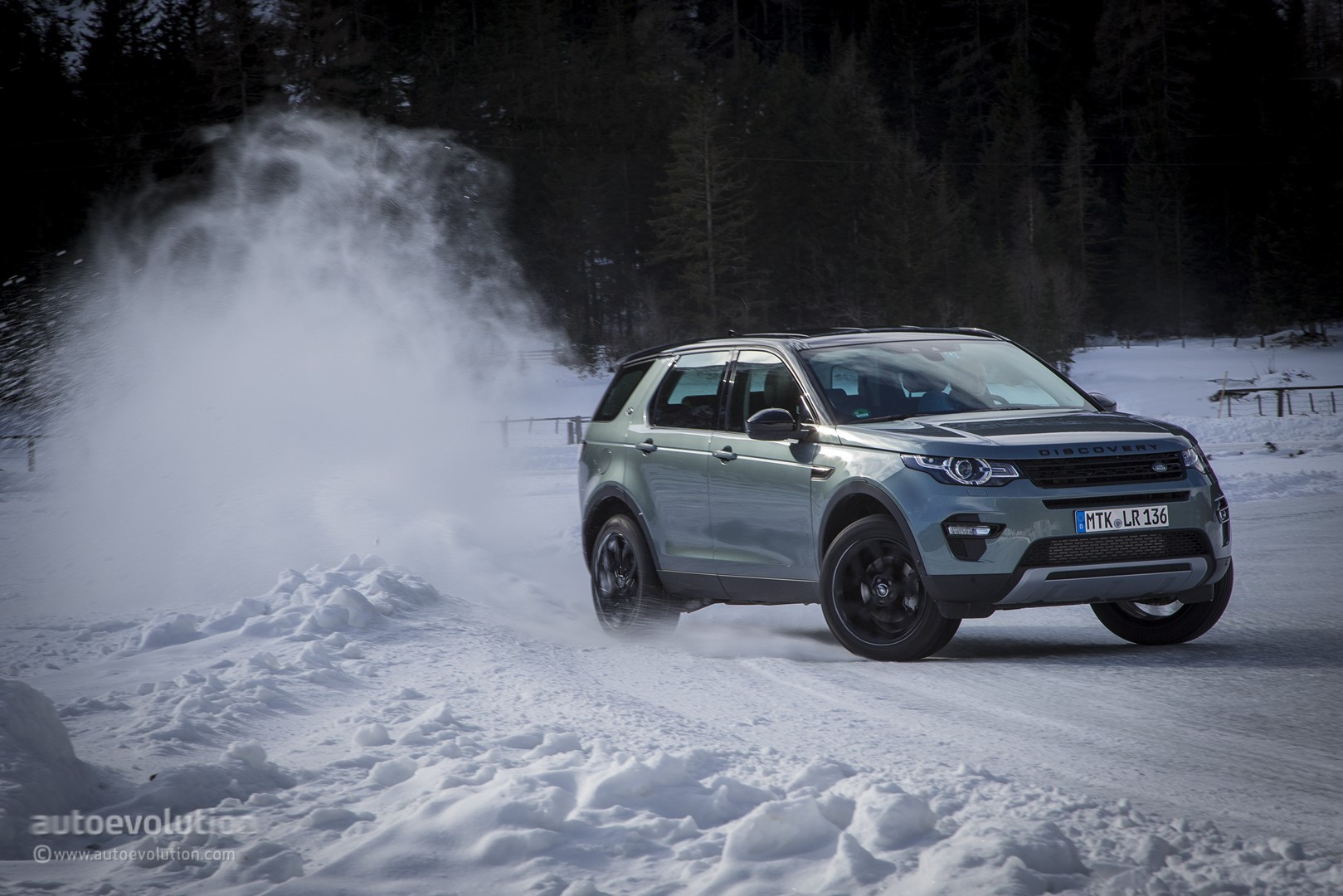 2015 Land Rover Discovery Sport Hd Wallpapers All The