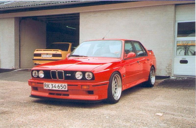 The Legend Is True, Here's a 4-door BMW E30 M3 - autoevolution