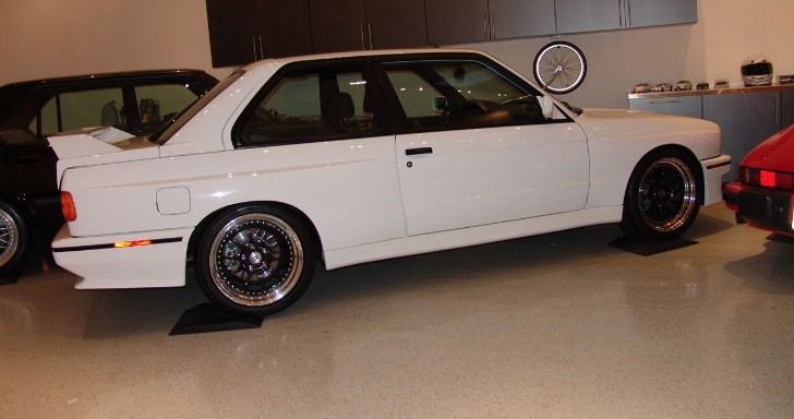 The Legendary BMW E30 M3 Bubble Car Is Up for Sale