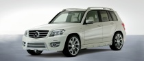The Lorinser Mercedes GLK Twist