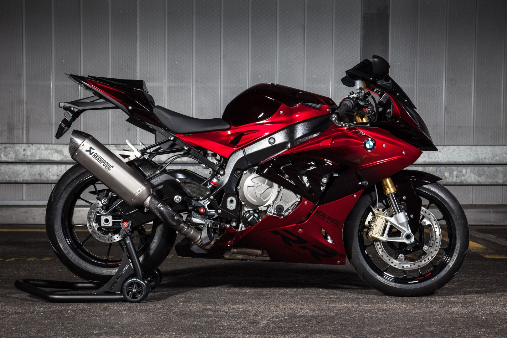 The Making Of Bmw S1000rr Mission Impossible Rogue