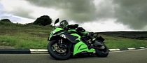 The Making of Ninja ZX-6R Isle of Man [Video]