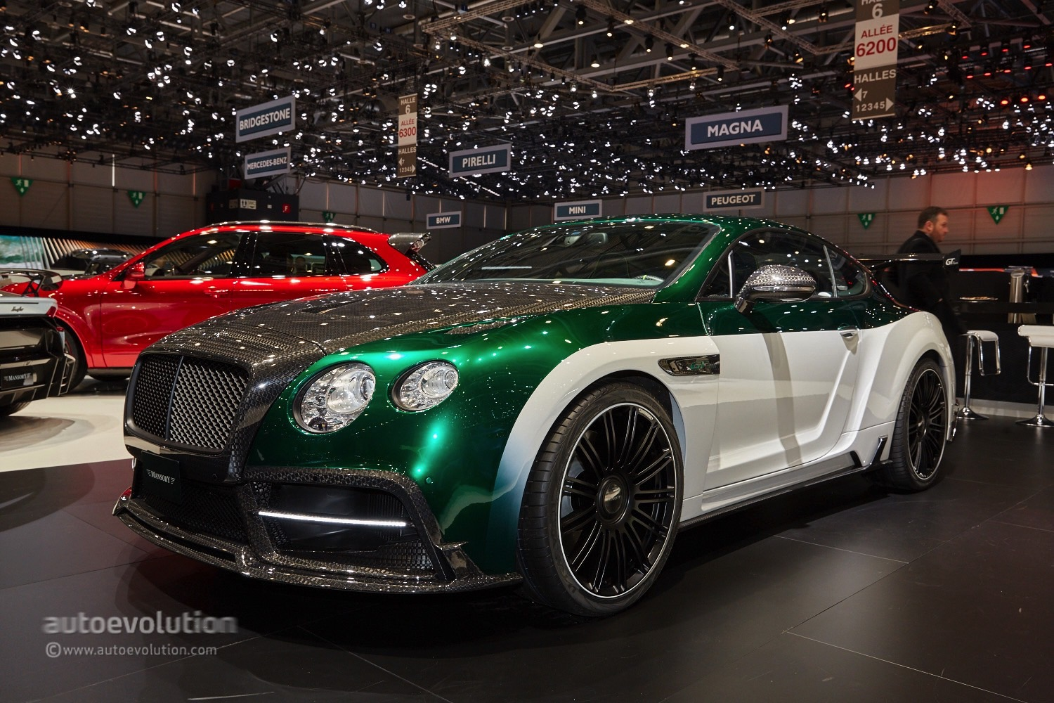 The Mansory Stand In Geneva Is The Promised Land Of