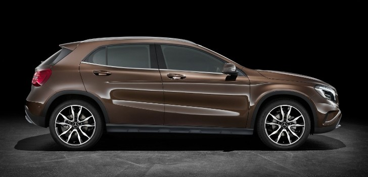 The Mercedes-Benz GLA is The Most Aerodynamic Car in its Class
