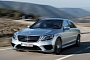 The Mercedes-Benz S63 AMG Gets Its Pricing Sorted out for the UK