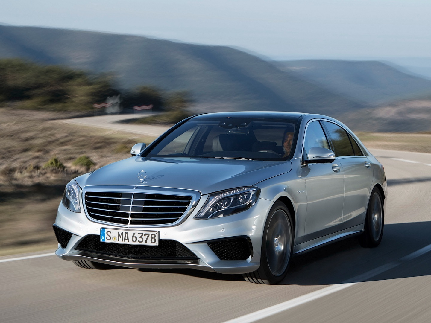 The Mercedes-Benz S63 AMG Gets Its Pricing Sorted out for the UK ...