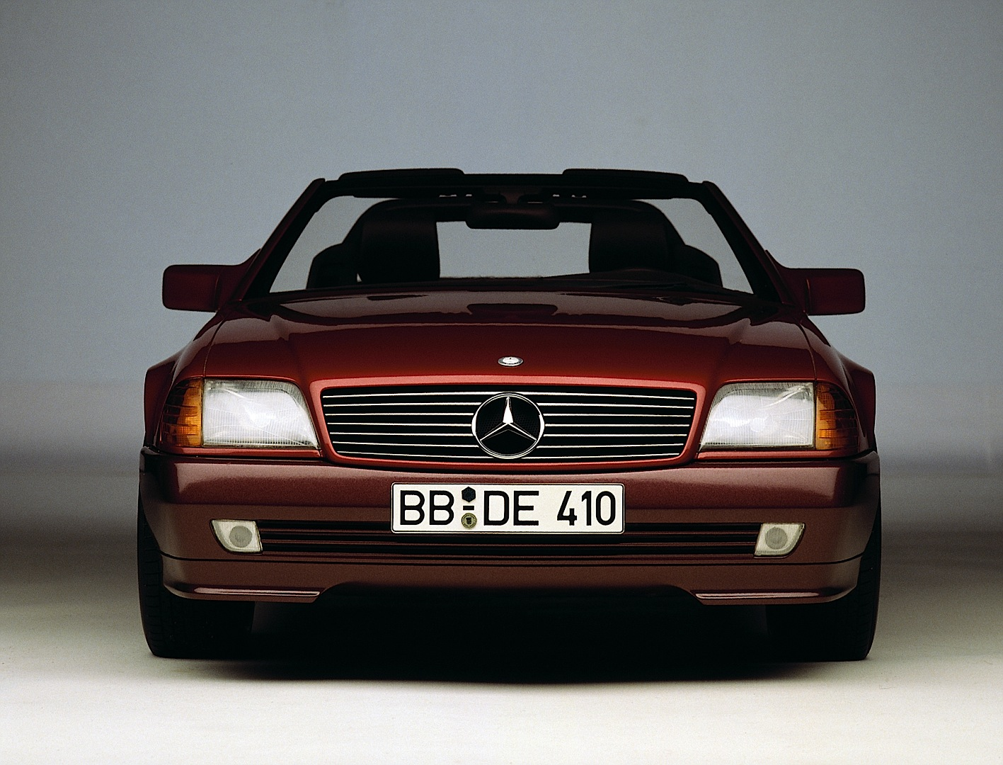 The mercedes benz sl roadster r129 turns 25 photo gallery autoevolution