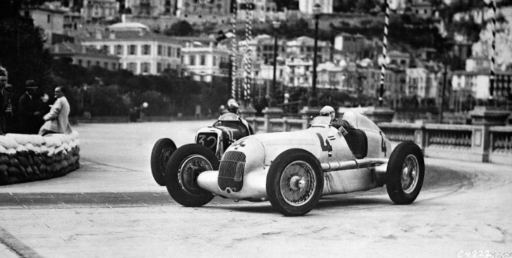 The Mercedes-Benz W25 Makes a Historical Comeback [Photo Gallery]
