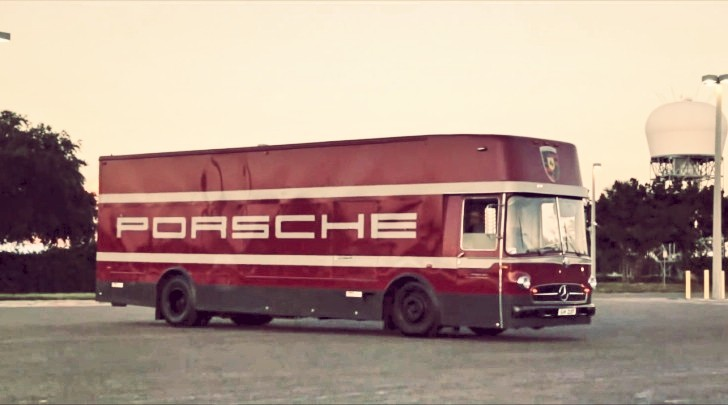 The Mercedes Truck That Drove Porsche To Victory