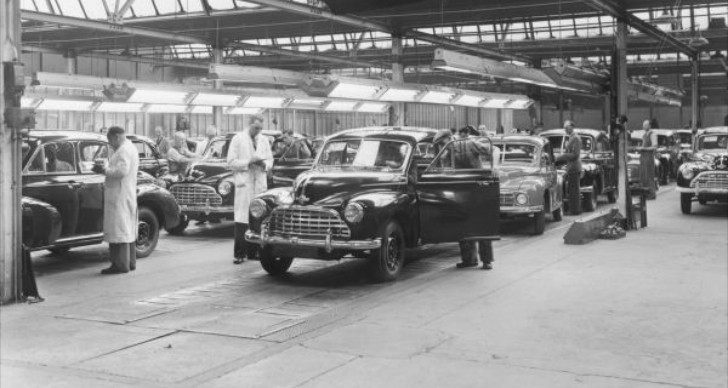 The MINI Plant in Oxford Turns 100 this Month [Photo Gallery]