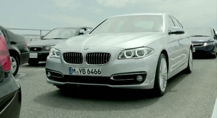 The Most Advanced 5 Series Ever Is Ready to Hit the Road [Video]