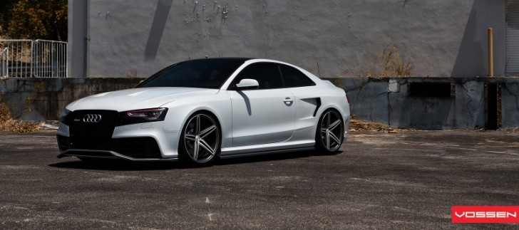 The Most Amazing Audi RS5 You've Ever Seen [Video] [Photo Gallery]