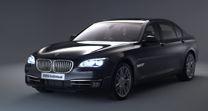 The Most Expensive BMW 7 Series Ever Built Is Here [Video]