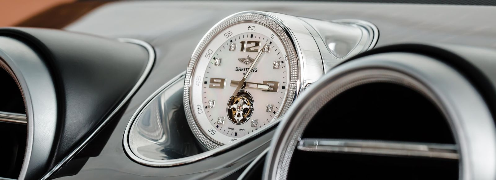The Most Expensive Car Option Ever Is A Mulliner Tourbillon